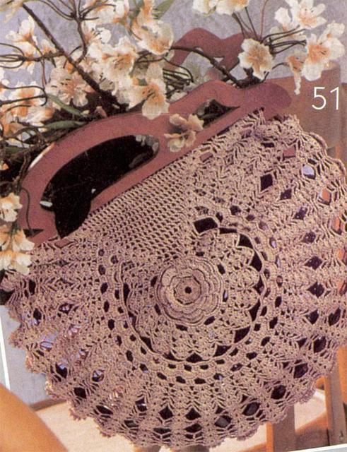 örgü çanta çeşitleri yeni trend 2011 moda