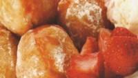Donut Topları