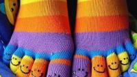 Değişik Çorap ve Patikler