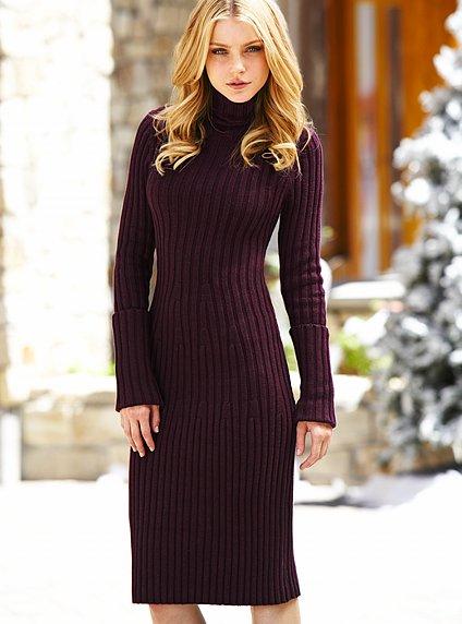 ed0edef2181b9 Kışlık Elbise Modelleri 2011 trend moda , bayan elbise, örgü elbise,