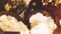Çikolatalı Dondurma Topları