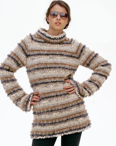 kışlık kazak modelleri