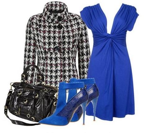 Mavi Giyim Kombinasyonları