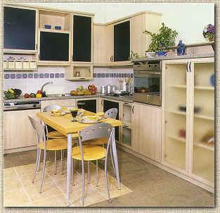 Her zevke uygun mutfak dekorasyonları