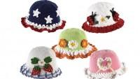 Renkli Bebek – Çocuk Şapkaları