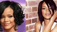 Rihanna Saç Stilleri