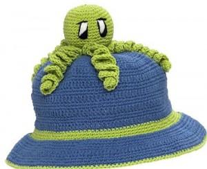 bebek şapkası modeli