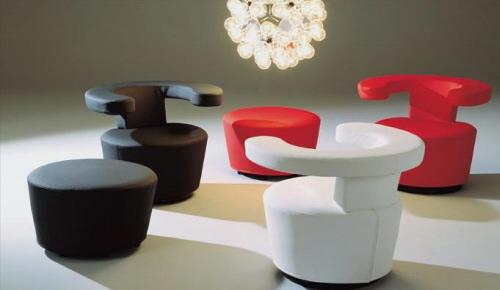 farklı tasarım koltuk modeli