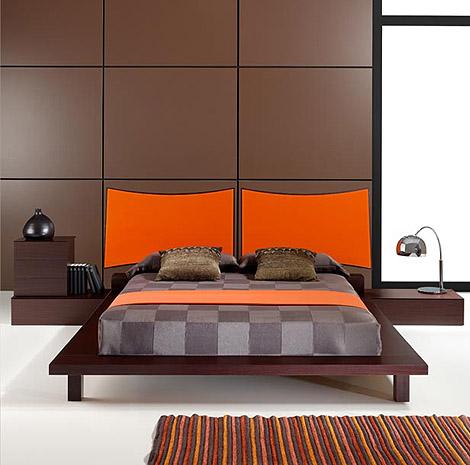 moda yatak odaları