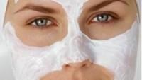 Yoğurtlu maskeler