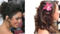 Mezuniyet Balosu Saç Modelleri