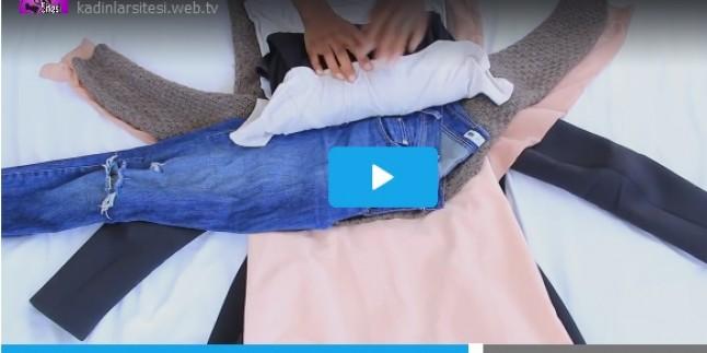 Seyahate Giderken Valiz Hazırlama – Videolu Anlatım
